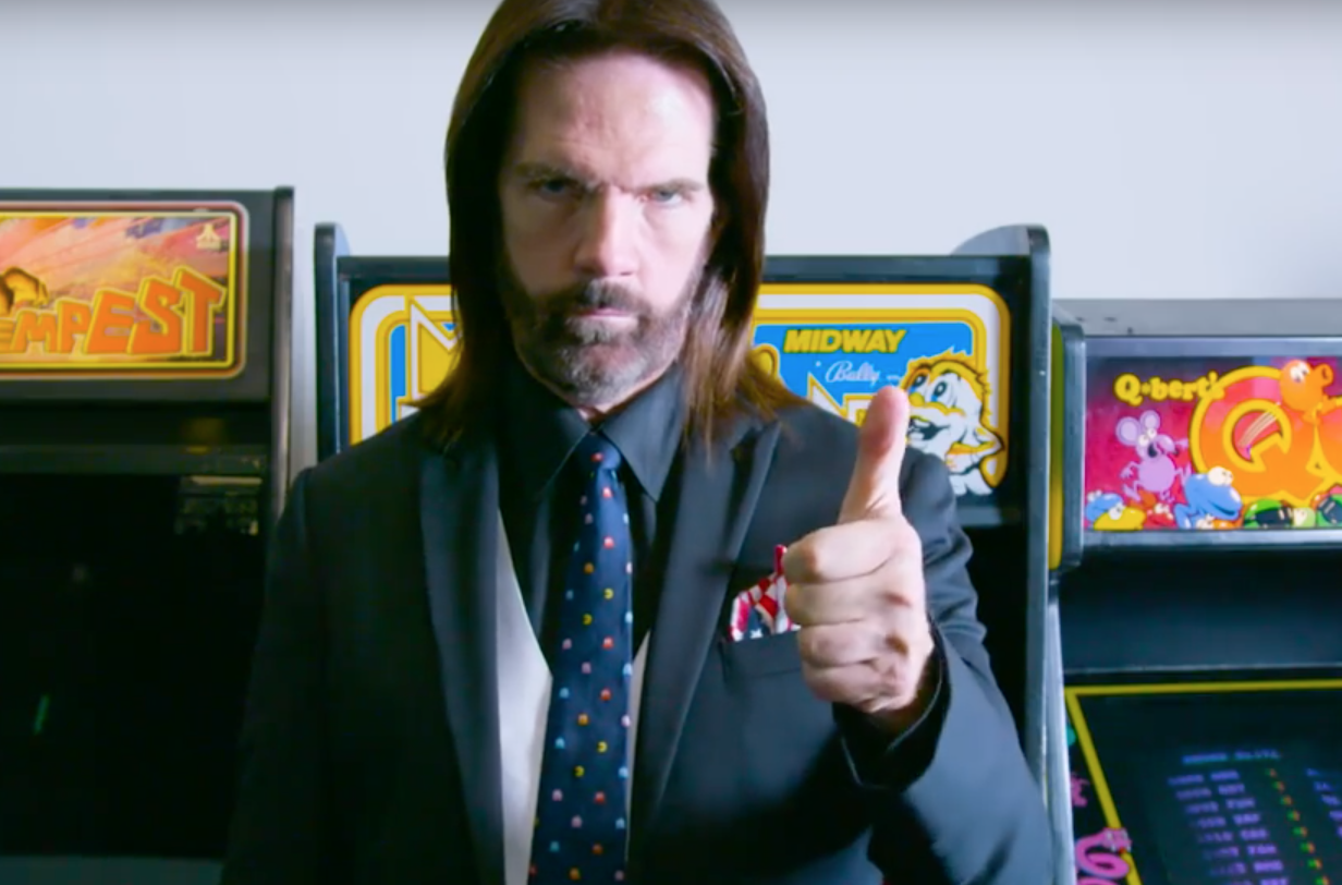 Billy Mitchell Is Still The Godfather Of Gaming Mankymedia